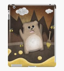 Too much honey to bear iPad Case/Skin