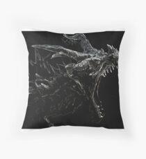 Alduin - Skyrim Throw Pillow