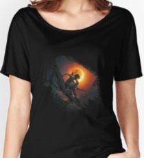 Shadow of the Tomb Raider Women's Relaxed Fit T-Shirt