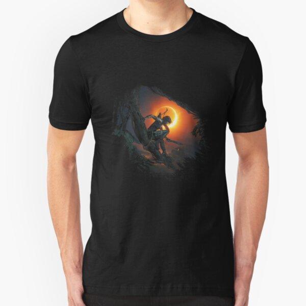 Shadow of the Tomb Raider Slim Fit T-Shirt