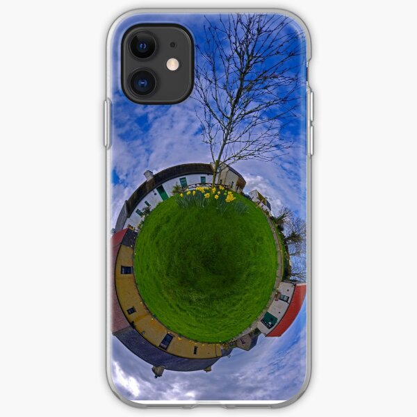 Hanna's Close, on a Sunny Day in County Down iPhone Soft Case