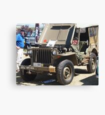 Ford GPW 1945 Canvas Print