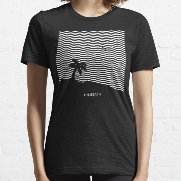 El barrio - la playa Camiseta esencial