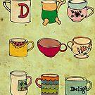 Mugs by Duru Eksioglu
