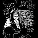 She Is Weird by Duru Eksioglu