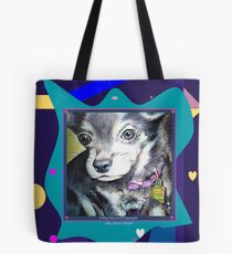 Queen Chula Belle Tote Bag
