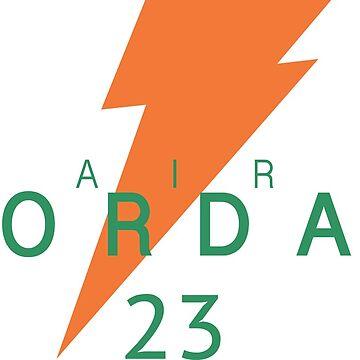 Air Jordan- 23 Gator by CarlosGA