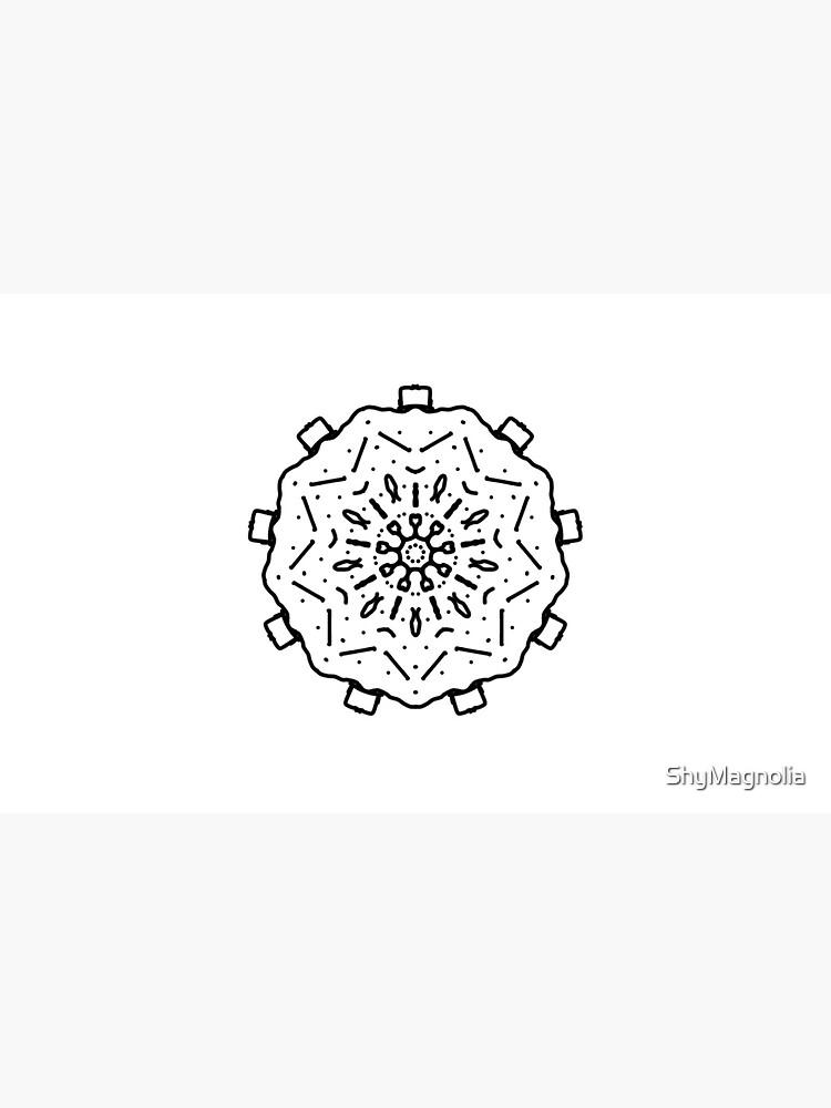 Humility Sigil by ShyMagnolia