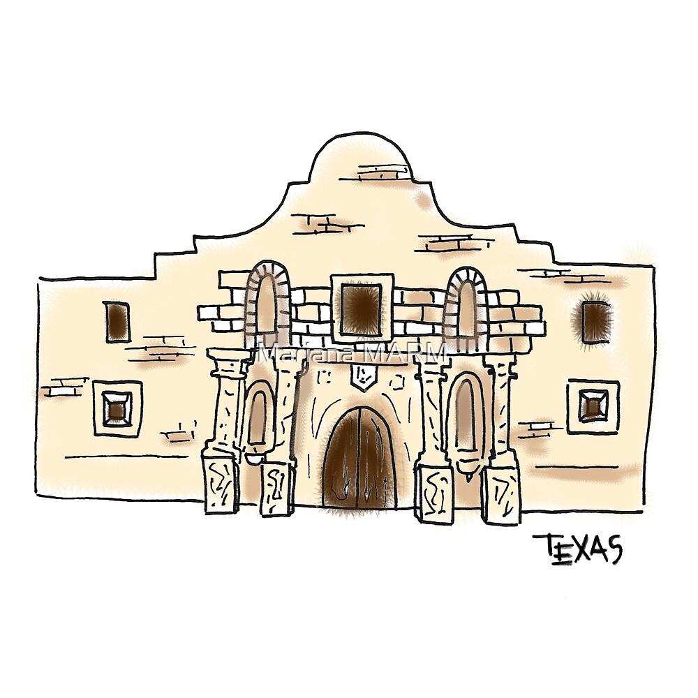 El Alamo by Mariana Ramírez