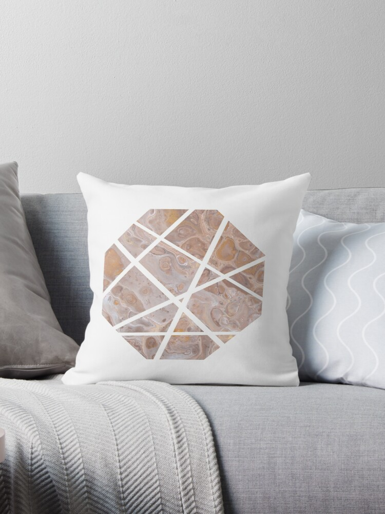 Broken Hexagon - Leo/Sun - WB by AL-Design