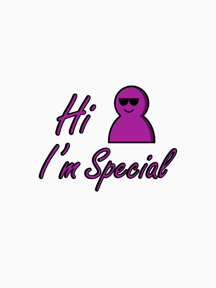 I'm speacial! Gift !!! by HTaS