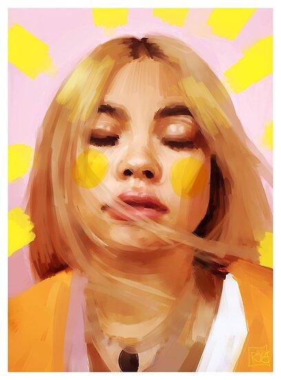 Hayley Kiyoko by ryegardens