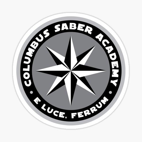 CSA Round Logo Sticker