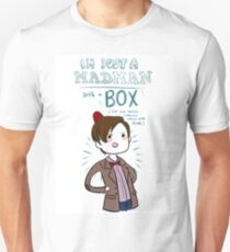 Eleventh Doctor Quote T-Shirt