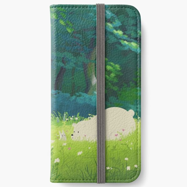 It's The Easter Bunny! iPhone Wallet
