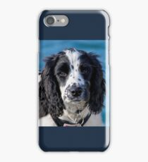 Sweet Young Puppy iPhone Case/Skin
