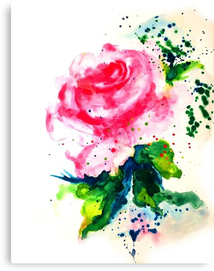 Rose Love  by aidesignstudio