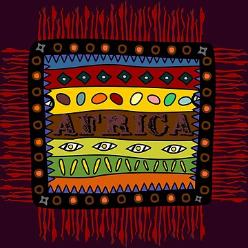 Africa by HelenaSimmons
