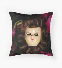Annabelle #12 Throw Pillow