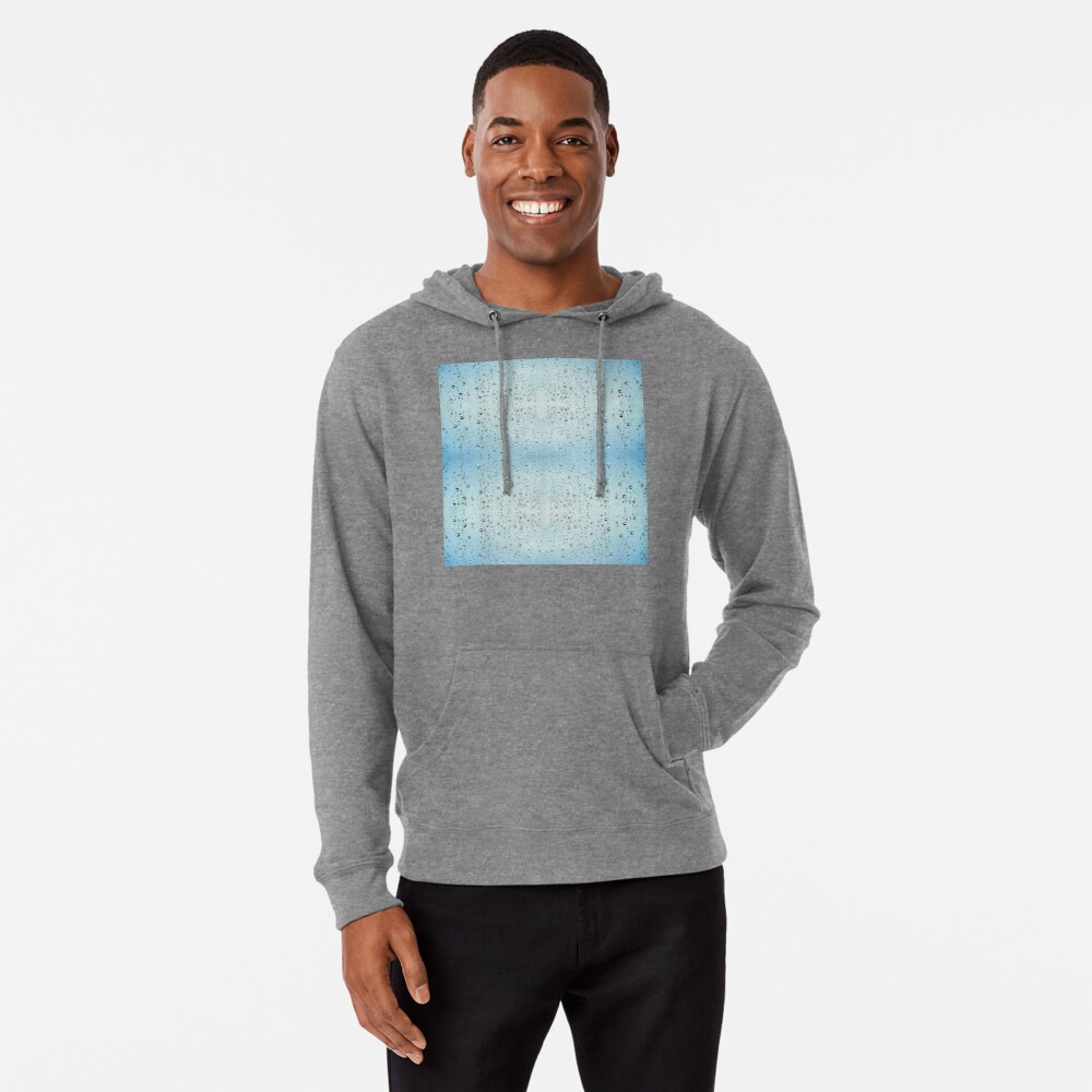 April Showers Lightweight Hoodie Front
