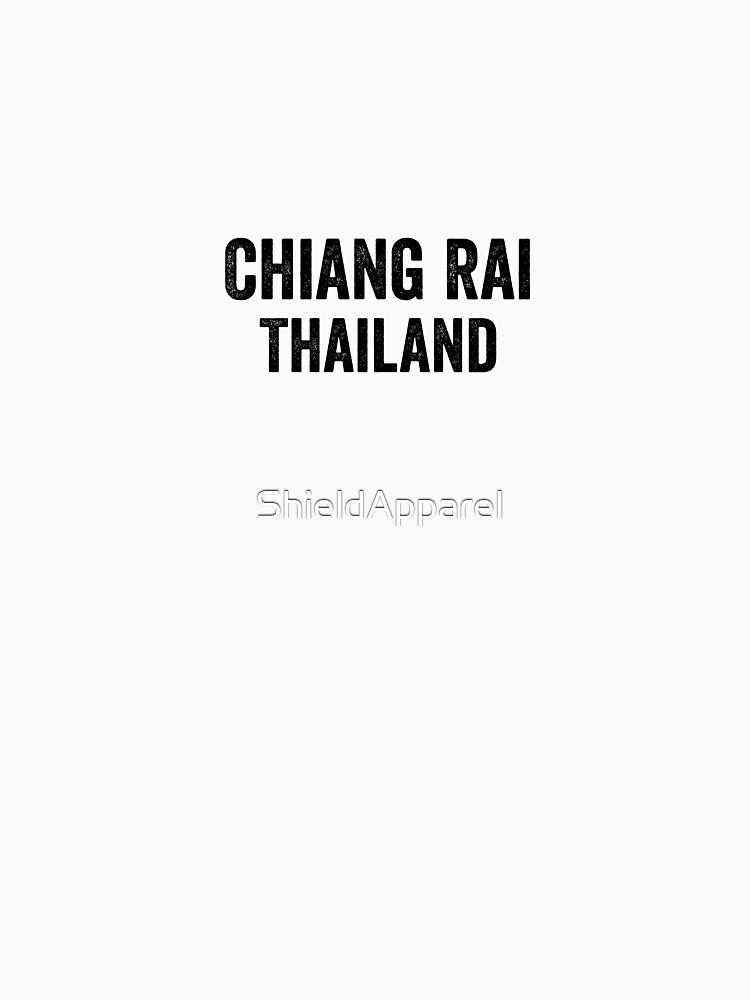 Thailand, Chiang Rai by ShieldApparel
