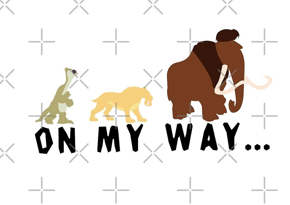 Ice Age - On My Way by ac100ac