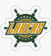 SUNY Oswego Sticker