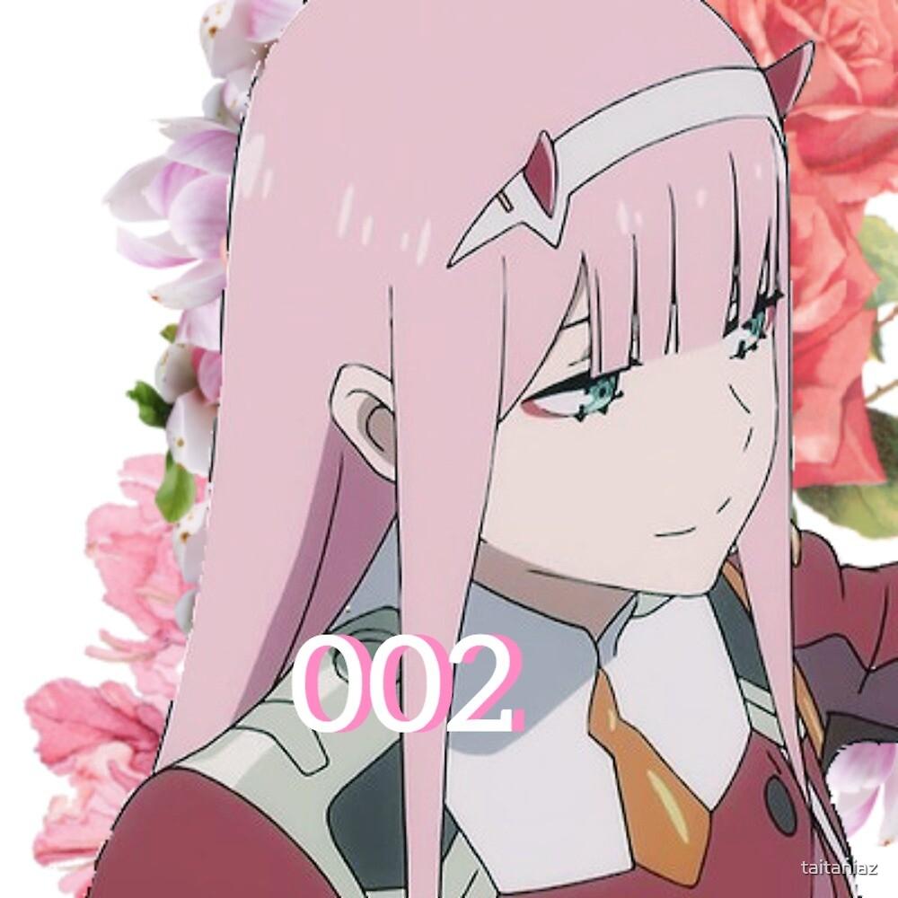 002 Darling in the Franxx by taitaniaz