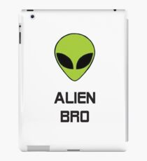 Alien Bro iPad Case/Skin