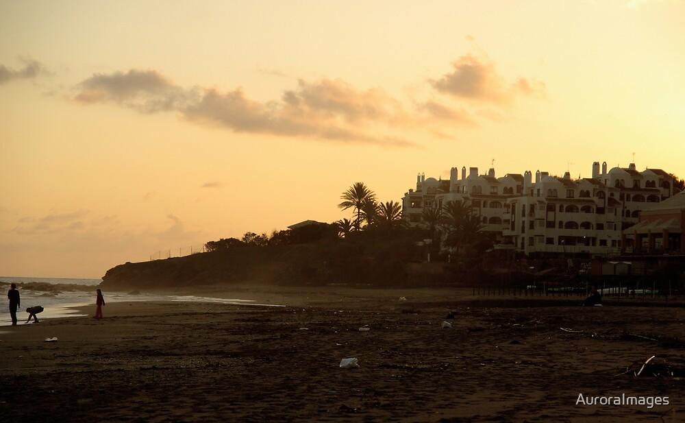 Spanish Beach by AuroraImages