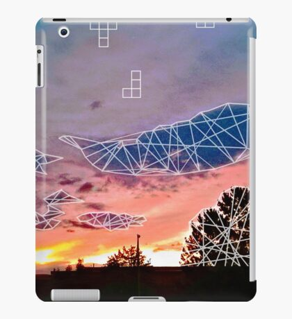 Tmble & Mrge iPad Case/Skin