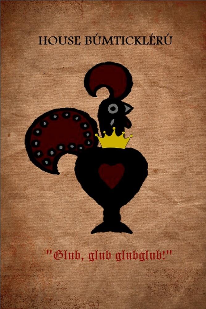 Glub Glub by TheArtfulKain