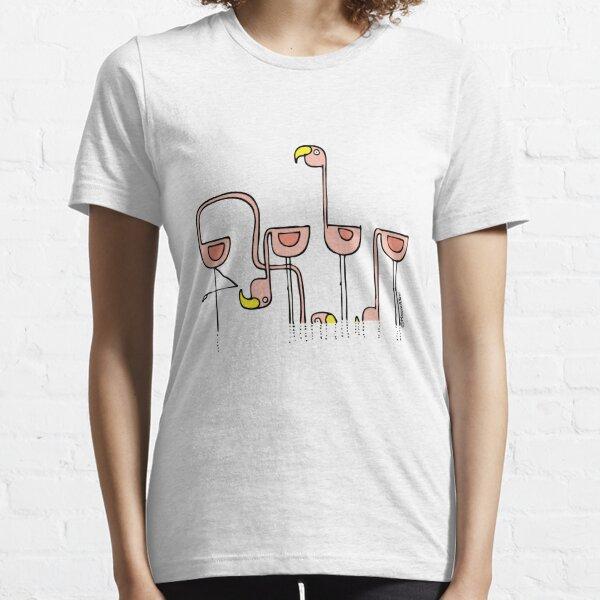 Flamingos Essential T-Shirt