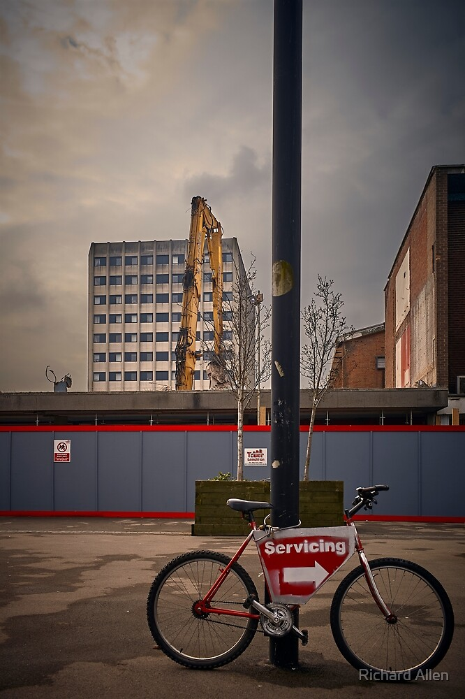 Bicycle Service by Lea Valley Photographic
