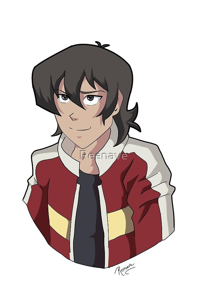 Keith Voltron by Reenave