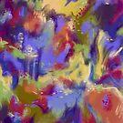 Spring Flowers by ElaineLauzon