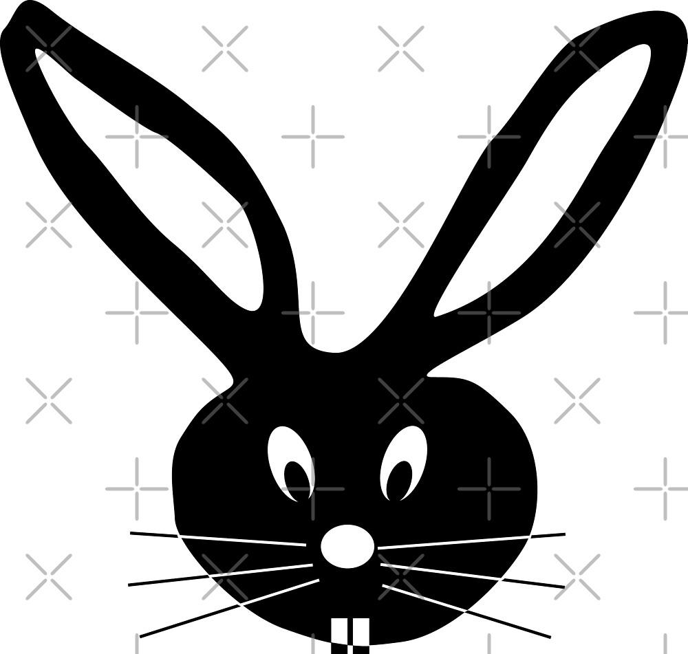 Rabbit  illustration by Danler