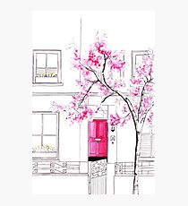 London in Spring Photographic Print