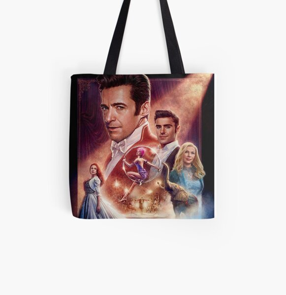 The Greatest Showman All Over Print Tote Bag