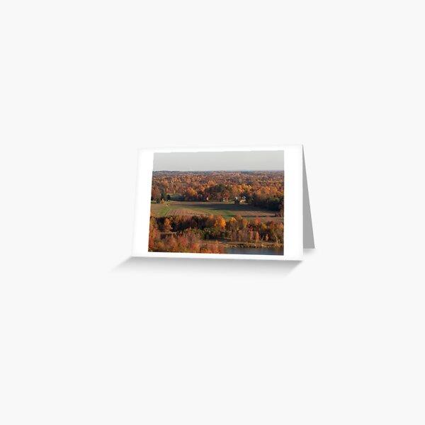 Dry Fork Farmland Greeting Card