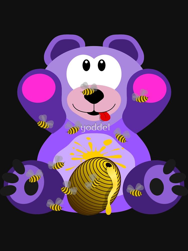 Honey bear by yoddel