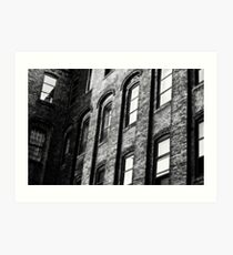 Old Office Building Art Print
