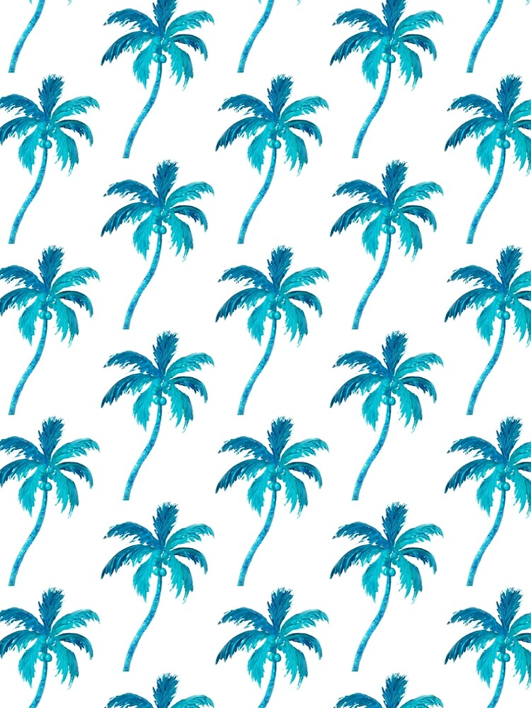 Coconut Palm Tree by MatsonArtDesign