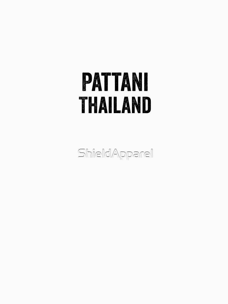 Thailand, Pattani by ShieldApparel