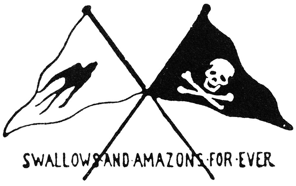 Swallows & Amazons Forever by fitzfortune