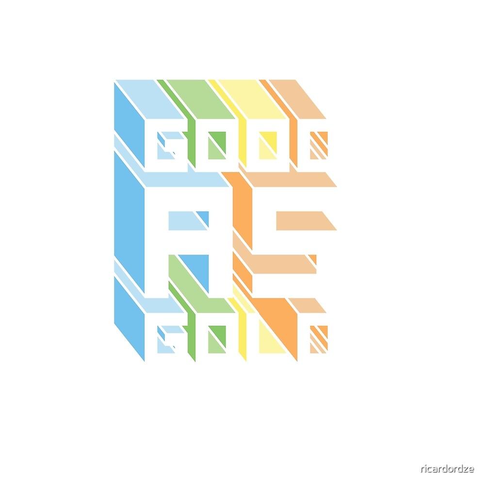 Good as Gold - Black by ricardordze