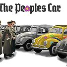 The Peoples Car  by Gregor  Burns