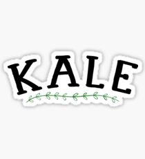 Kale Sticker