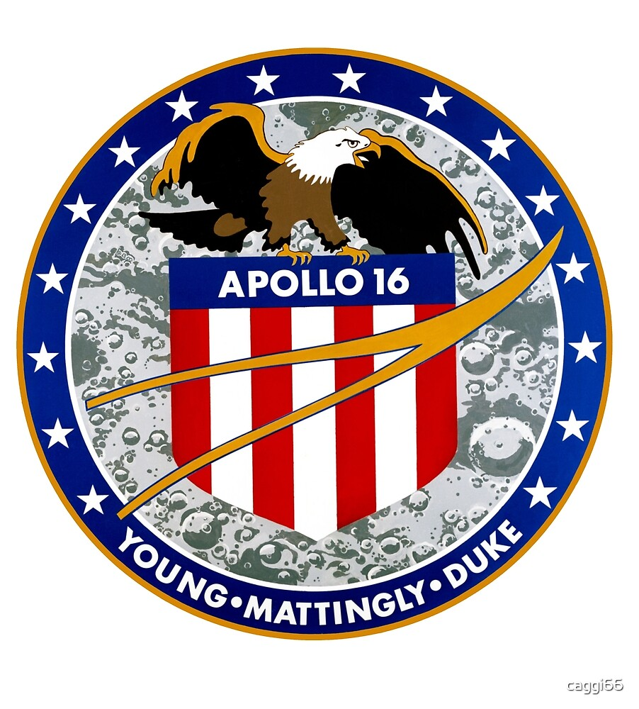 Apollo 16  by caggi66