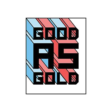 Good as gold - 3D by ricardordze